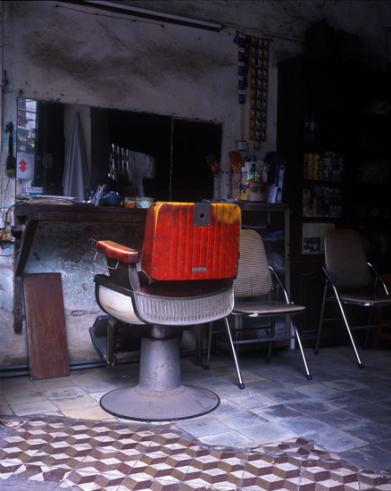 Barbershop Chair, 2010