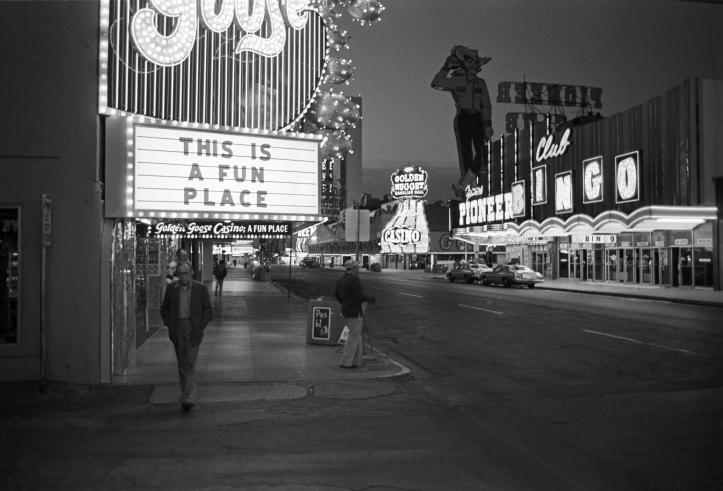 Las Vegas (Fun Place), 1976