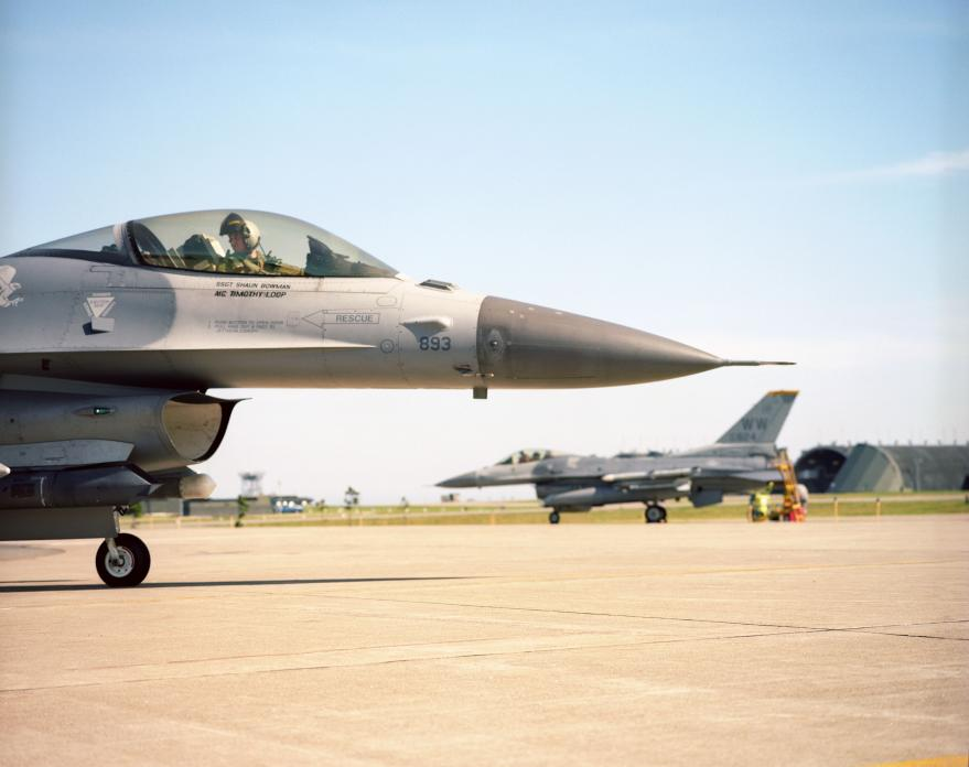 F-16, Misawa Air Base, Japan. 2008