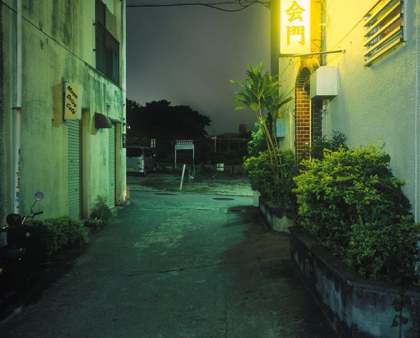 Untitled #8, Okinawa, 2009