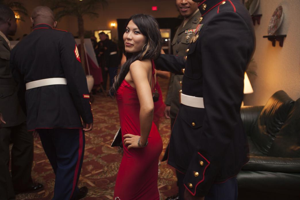 USMC Birthday Ball, Okinawa, 2008