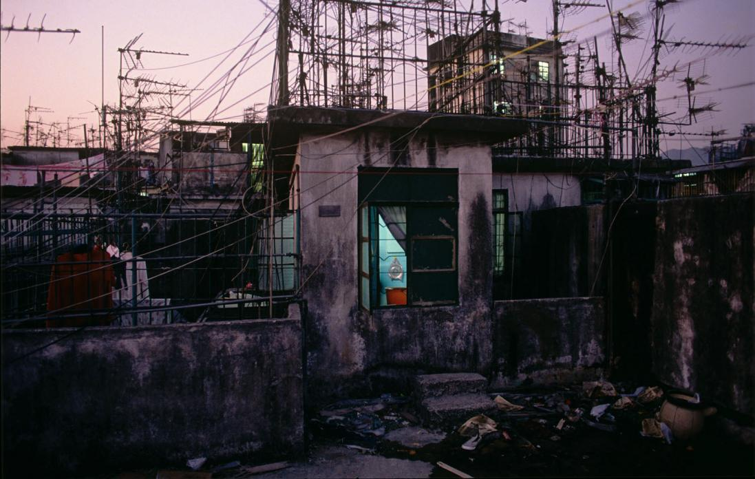 Kowloon Walled City photo