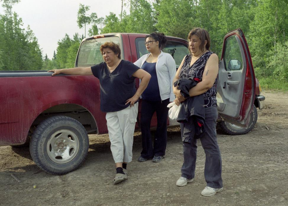 Poplar River Women