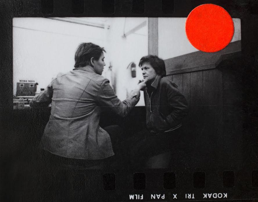 Couple in Steams Cafe (from 'Selects'), 1975