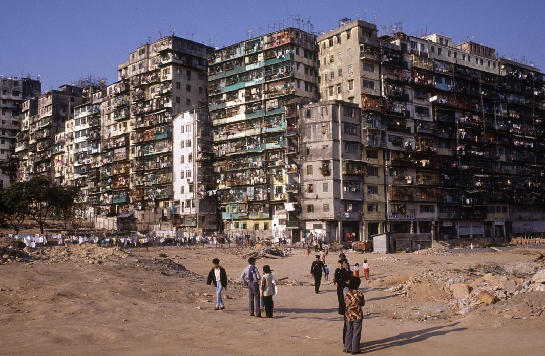 Greg Girard Work Kowloon Walled City